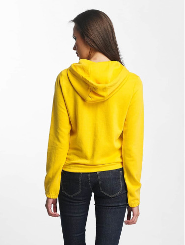 Urban Classics Damen Hoody Interlock in gelb Viele Arten Von Billig Perfekt Rabatt 2018 Neue Günstig Kaufen Authentisch Billiger Großhandel iD8hg62