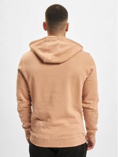 Urban Classics Herren Hoody Basic in rosa