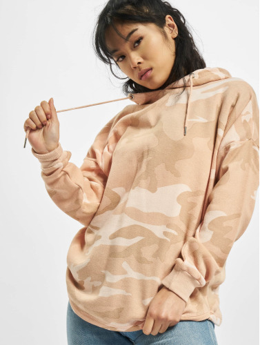 Freiraum 100% Authentisch Urban Classics Damen Hoody Oversized in rosa Sammlungen Günstig Online Verkauf Günstigste Preis Verkauf Online Spielraum Exklusiv LnD72m