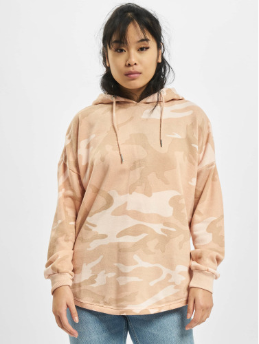 Urban Classics Damen Hoody Oversized in rosa Manchester Online Günstigste Preis Verkauf Online 7TTpmH