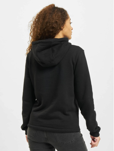 Urban Classics Damen Hoody ChilloMillo in schwarz