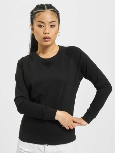Urban Classics Mujeres Jersey Terry in negro