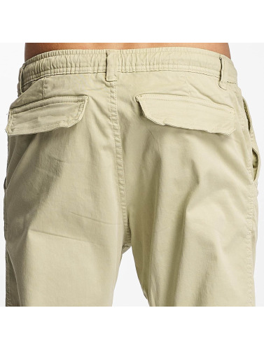 Urban Classics Herren Jogginghose Stretch in beige
