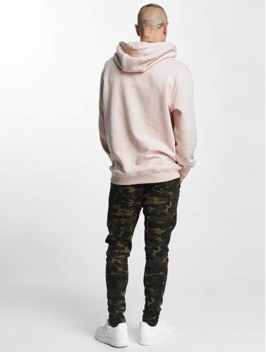 Urban Classics Herren Jogginghose Interlock Camo in camouflage