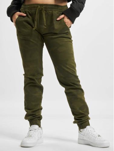 Spielraum Günstiger Preis Urban Classics Damen Jogginghose Camo in camouflage Original-Verkauf Online 4sbt0rt3