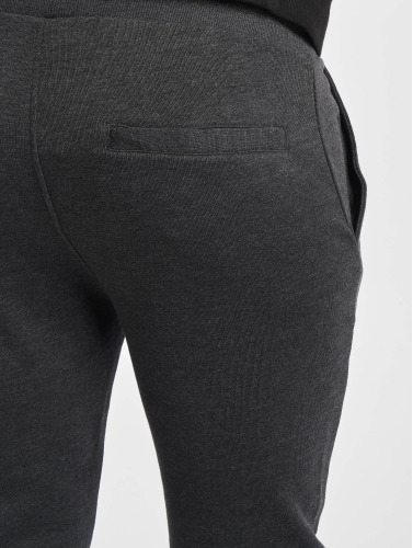 Urban Classics Herren Jogginghose Cutted in grau