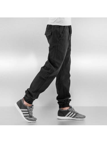 Pantalons De Survêtement Des Classiques Urbains Hommes Stretch Twill En Noir