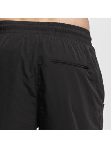 Urban Classics Herren Jogginghose Nylon Training in schwarz