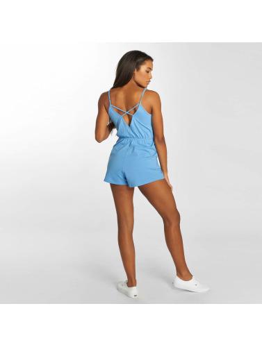 Urban Classics Damen Jumpsuit Natalia in blau