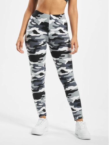 Urban Classics Damen Legging Ladies Camo in camouflage