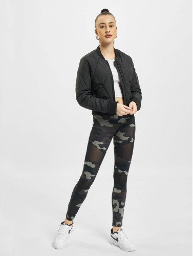 Urban Classics Damen Legging Camo Tech Mesh in camouflage Zum Verkauf 2018 w2ZUbKqukG