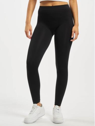 Urban Classics Damen Legging Pa in schwarz