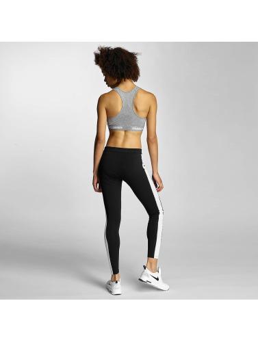 Urban Classics Damen Legging Ladies Retro in schwarz
