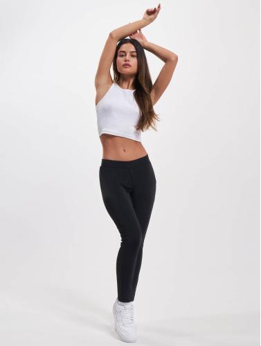 Urban Classics Damen Legging Tech Mesh Stripe in schwarz Neue Preiswerte Online 2018 Neueste I7oFXd