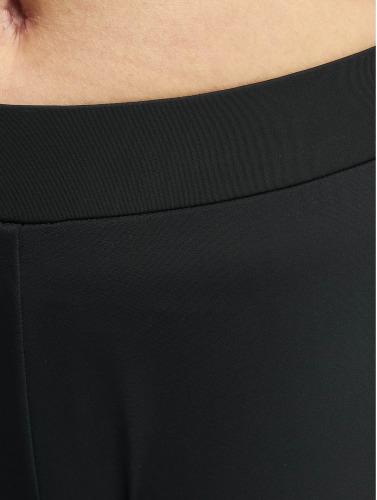Urban Classics Mujeres Legging/Tregging Side Stripe in negro