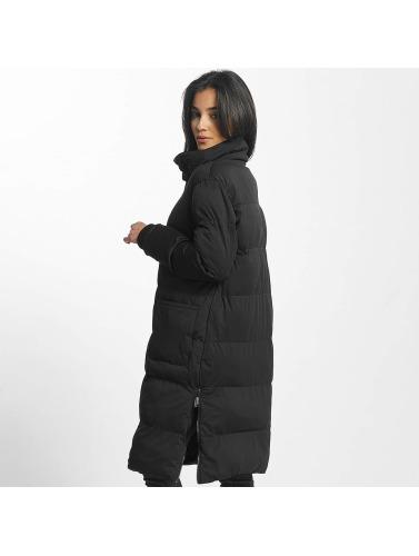 Urban Classics Damen Mantel Oversized Puffer in schwarz