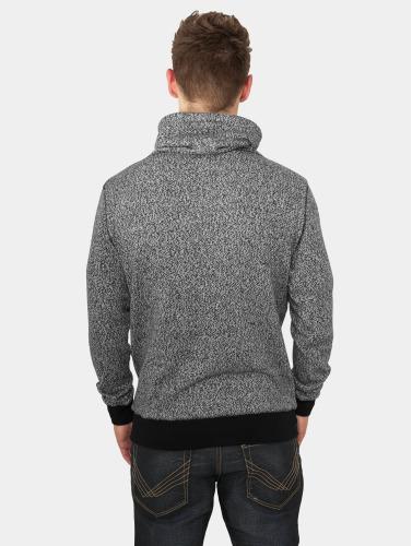 Günstige Preise Authentisch Urban Classics Herren Pullover Melange High Neck Knitted in grau Am Billigsten Rabatt Geringe Versandgebühr Surfen Günstig Online keBSC8Cnye