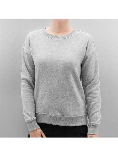 Urban Classics Damen Pullover Hanny in grau