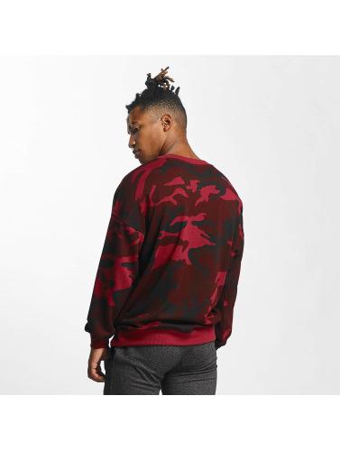 Freies Verschiffen Verkauf Urban Classics Herren Pullover Camo in rot Kosten Erhalten Authentisch Günstig Online T3JtD