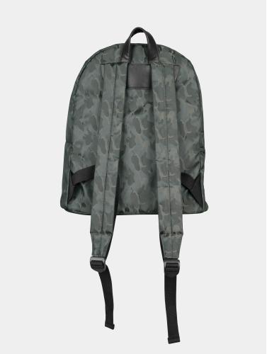 Urban Classics Rucksack Camo Jacquard in camouflage