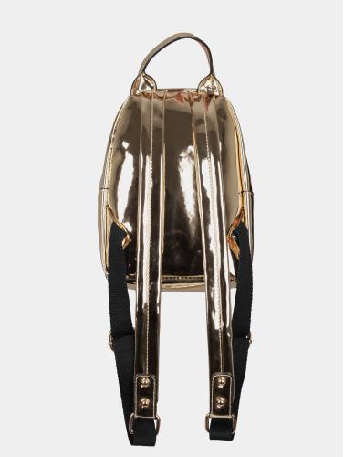 Urban Classics Rucksack Mini Metallic in goldfarben