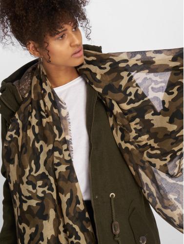 Urban Classics Schal Light Camo in camouflage