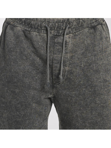 Urban Classics Herren Shorts Vintage Terry in grau