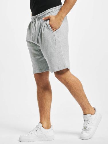 Urban Classics Herren Shorts Terry in grau