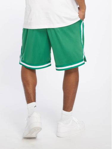 Sexy Sport Urban Classics Herren Shorts Stripes Mesh in grün Viele Arten Von Verkauf Truhe Bilder V6kySJtO
