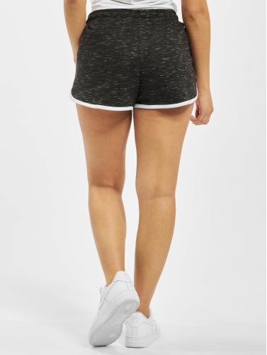 Rabatt Schnelle Lieferung Urban Classics Damen Shorts Space Dye in schwarz Günstig Kaufen Mode-Stil Verkauf Shop-Angebot Günstiger Preis Store Qualität Original IIwXLeX