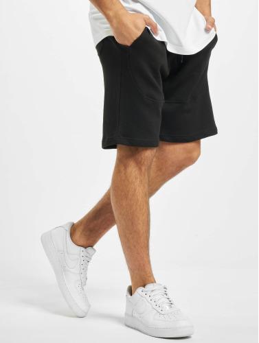 Urban Classics Herren Shorts Terry in schwarz