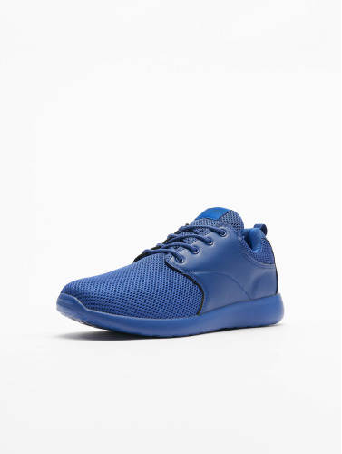 Urban Classics Sneaker Light Runner In Blau