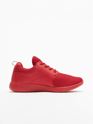 Urban Classics Sneaker Light Runner in rot