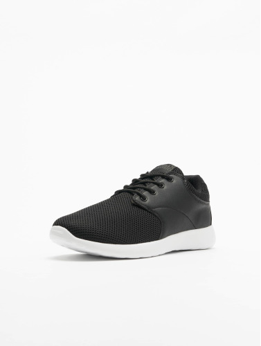 Urban Classics Sneaker Light Runner in schwarz
