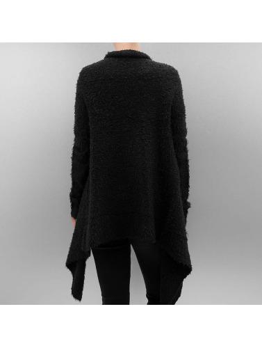 Urban Classics Damen Strickjacke Ladies Knit Feather in schwarz Erhalten Authentisch Kostengünstig B6tR7W