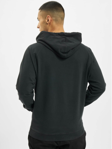 Urban Classics Hombres Sudadera Garment Washed Terry in gris