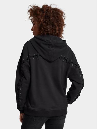 Urban Classics Kvinner Fylt Opp I Svart Genser frakt fabrikkutsalg online laveste pris gratis frakt CEST billig pris engros GMwUD