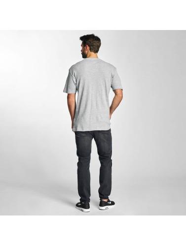 Urban Classics Herren T-Shirt Thermal in grau