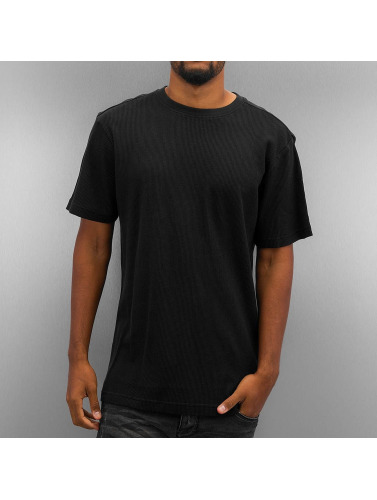 Urban Classics Herren T-Shirt Thermal in schwarz