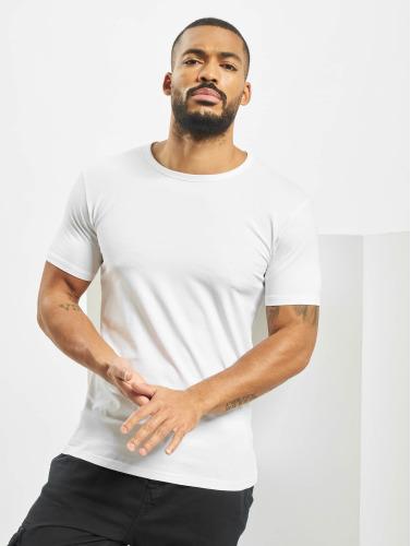 Urban Classics Herren T-Shirt Fitted Stretch in weiß