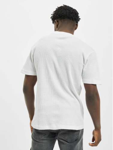 Urban Classics Herren T-Shirt Thermal in weiß