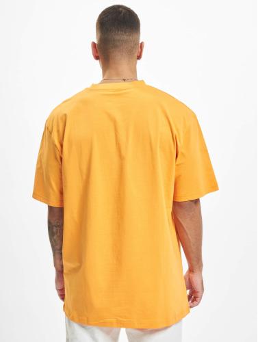 Urban Classics Hombres Tall Tees Tall Tee in naranja