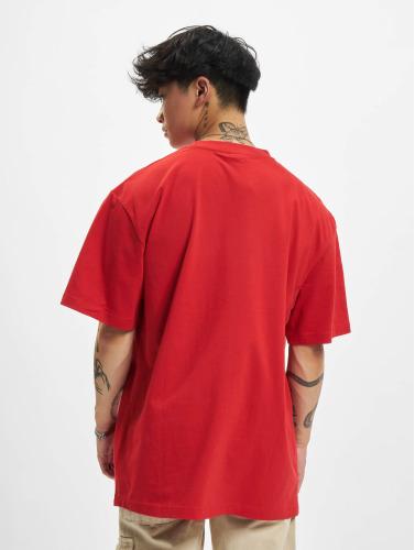 Urban Classics Hombres Tall Tees Tall Tee in rojo