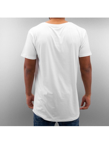 Urban Classics Herren Tall Tees Shaped Neopren Long in weiß