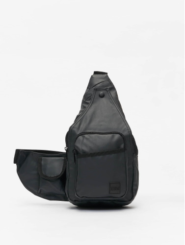 Urban Classics Tasche Multi Pocket in schwarz