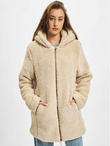 Neue Stile Zu Verkaufen Urban Classics Damen Übergangsjacke Sherpa in beige Billig Verkaufen Gefälschte Rabatt Sast qHSOwWz09