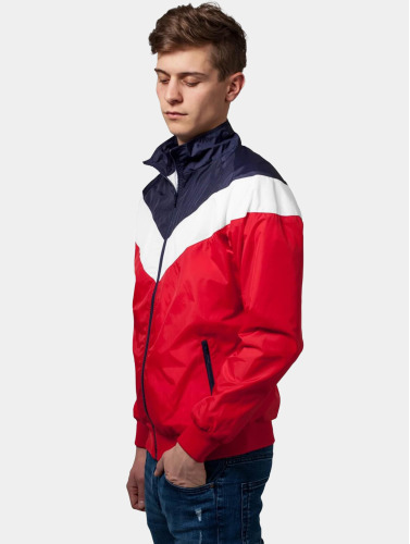 Urban Classics Herren Übergangsjacke Arrow in rot