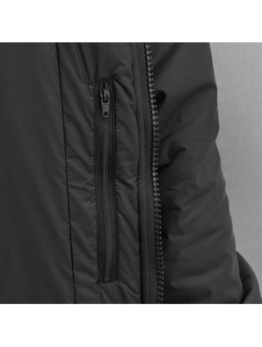Urban Classics Herren Übergangsjacke Oversized in schwarz
