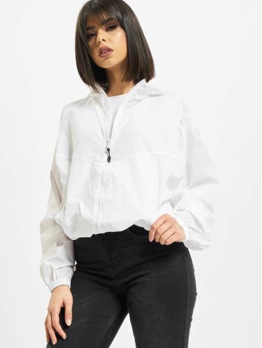 Urban Classics Damen Übergangsjacke Olivia in weiß