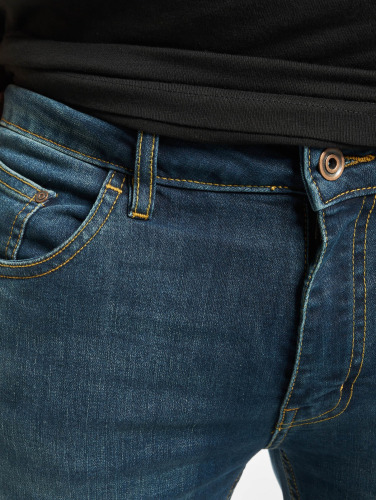 in Denim azul Classics Vaqueros rectos Stretch Urban Hombres 6ApOT6q